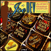 A Joe Bev Audio Theater Sampler, Vol. 1, by Joe Bevilacqua, Joe Bevilacqua, William Melillo, Charlie Morrow, Victor Gates, Ralph Tyler, Anton Chekhov, Pedro Pablo Sacristán, various authors, Alan Reed