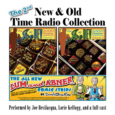 The 2nd New & Old Time Radio Collection Audiobook, by Joe Bevilacqua