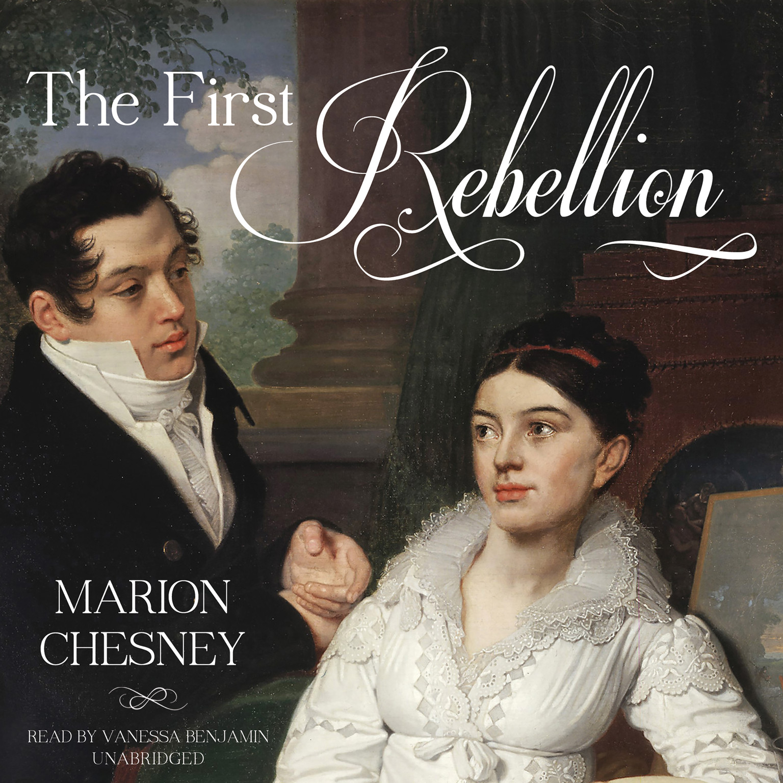 Printable The First Rebellion Audiobook Cover Art