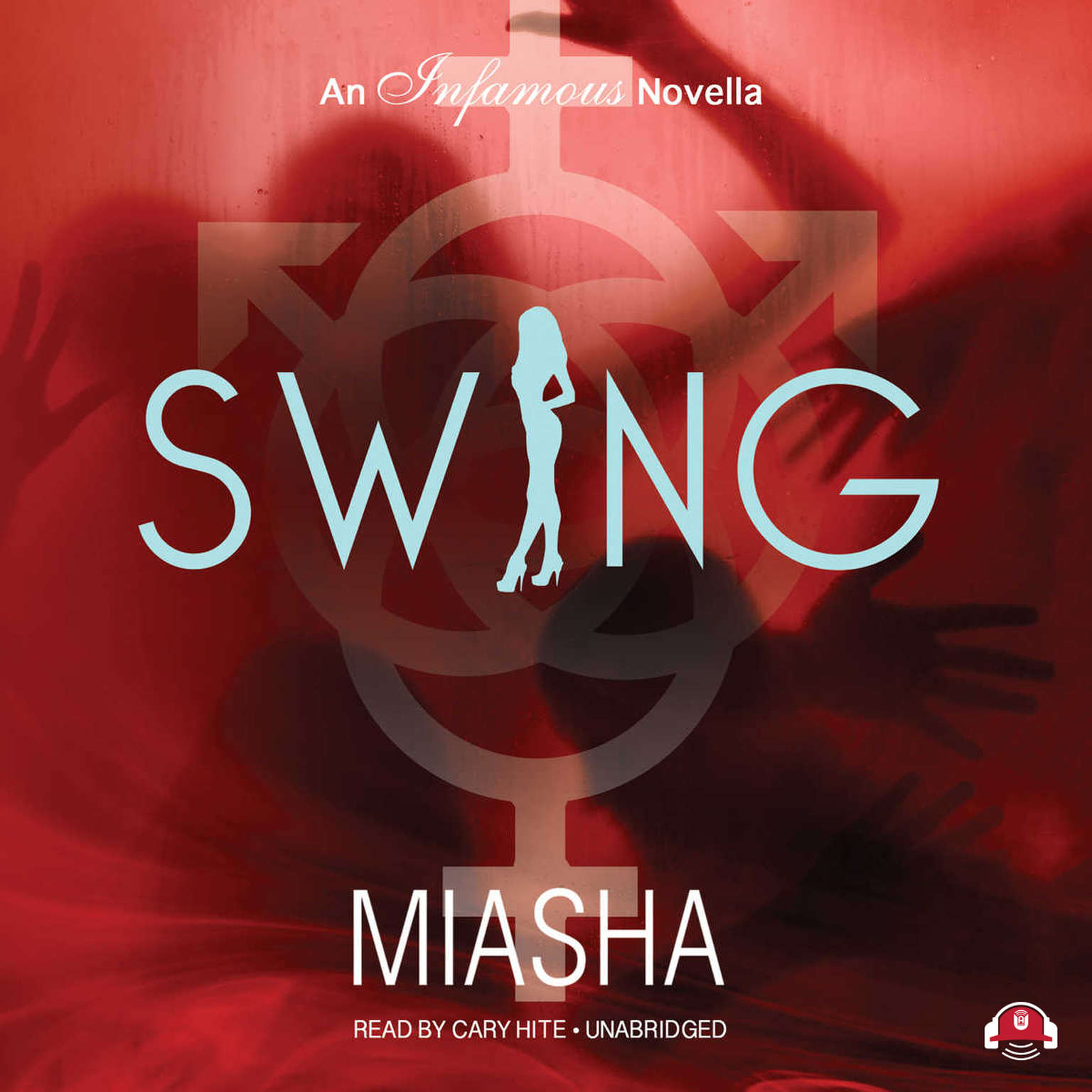 Printable Swing Audiobook Cover Art