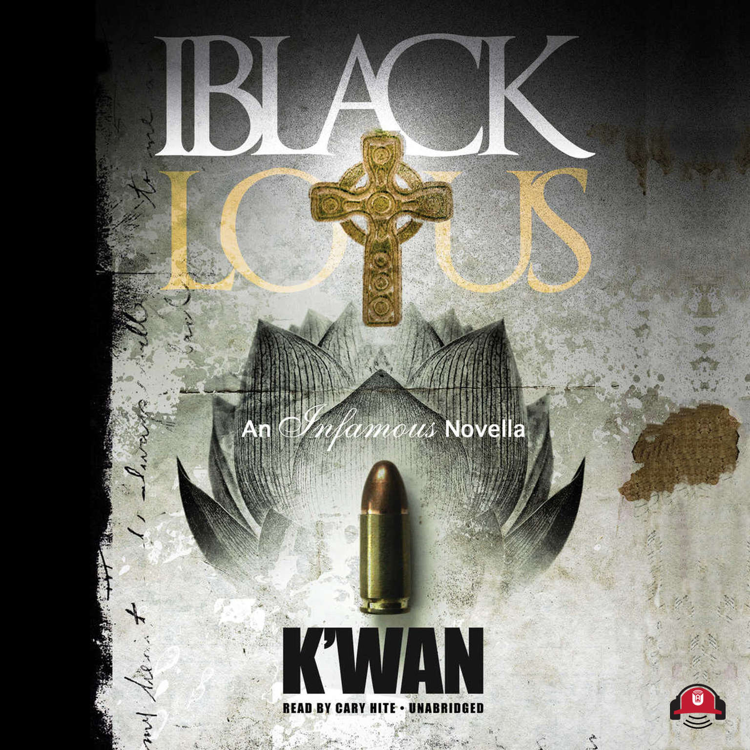 Printable Black Lotus Audiobook Cover Art
