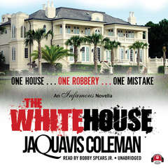 The White House Audiobook, by JaQuavis Coleman