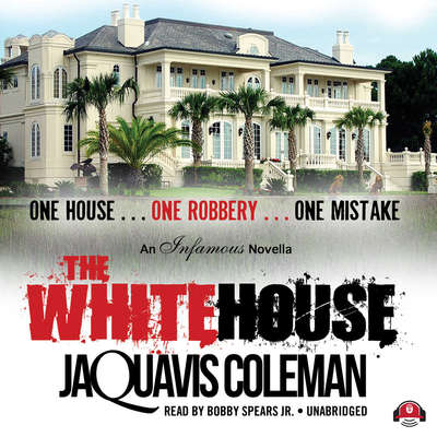 The White House Audiobook, by