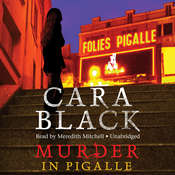 Murder in Pigalle Audiobook, by Cara Black