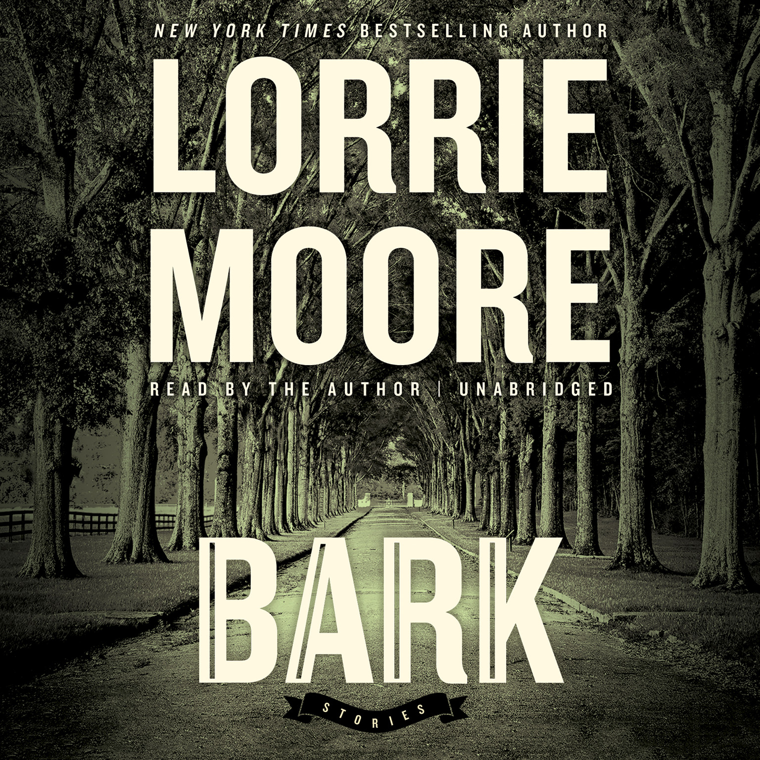 Printable Bark: Stories Audiobook Cover Art
