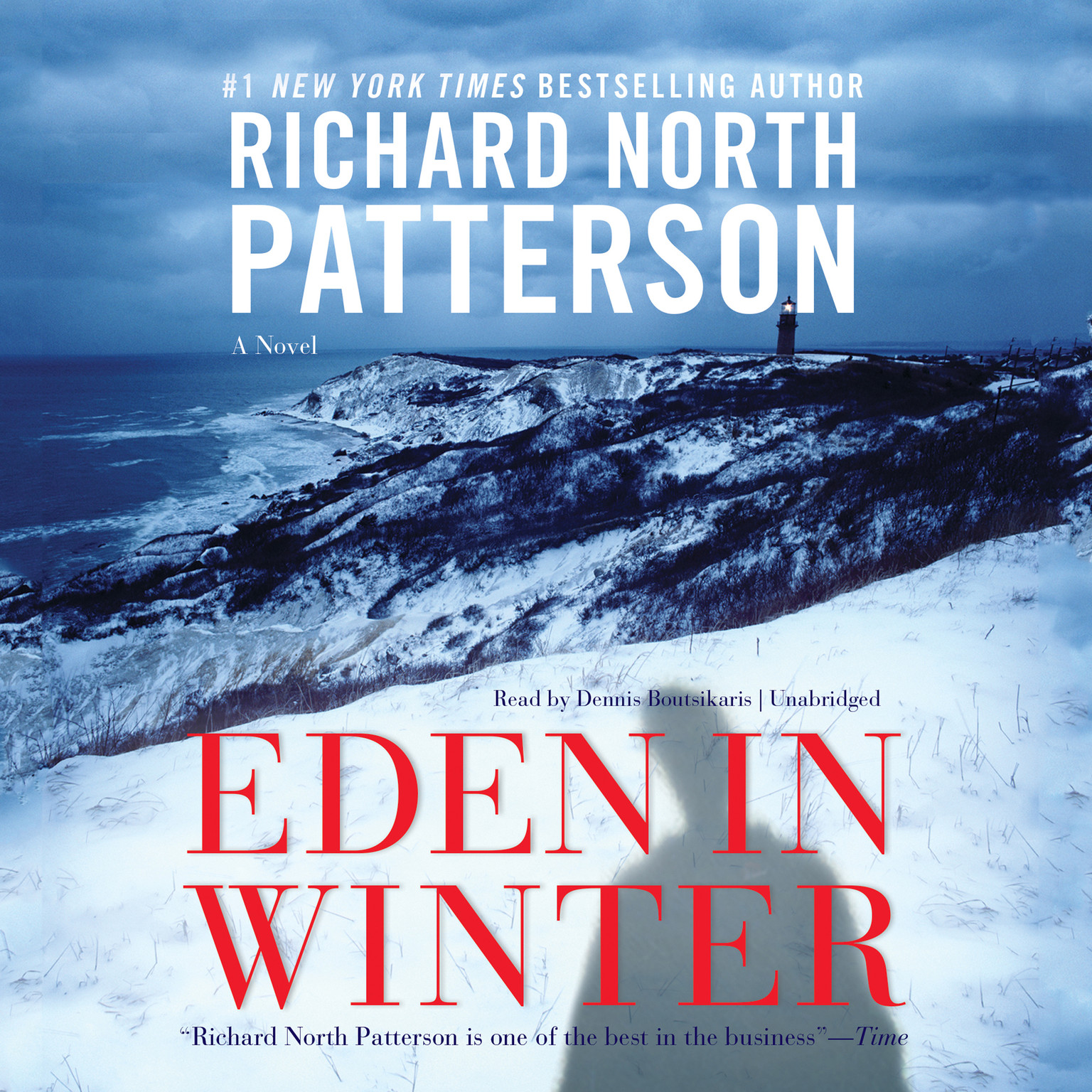 Printable Eden in Winter: A Novel Audiobook Cover Art