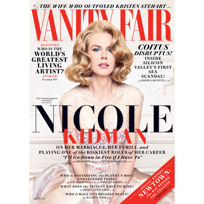 Vanity Fair: December 2013 Issue Audiobook, by Vanity Fair