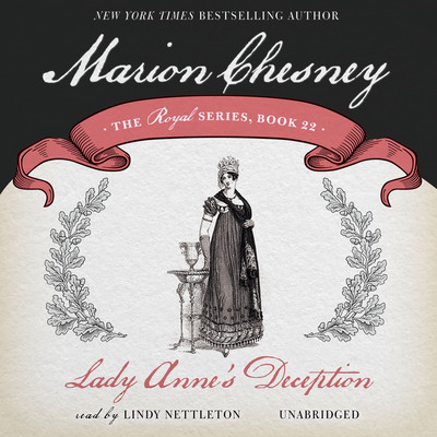 Lady Anne's Deception Audiobook, by M. C. Beaton