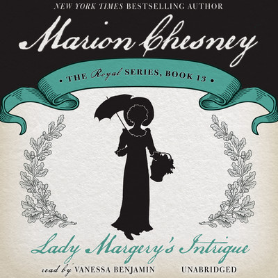 Lady Margery's Intrigue Audiobook, by M. C. Beaton