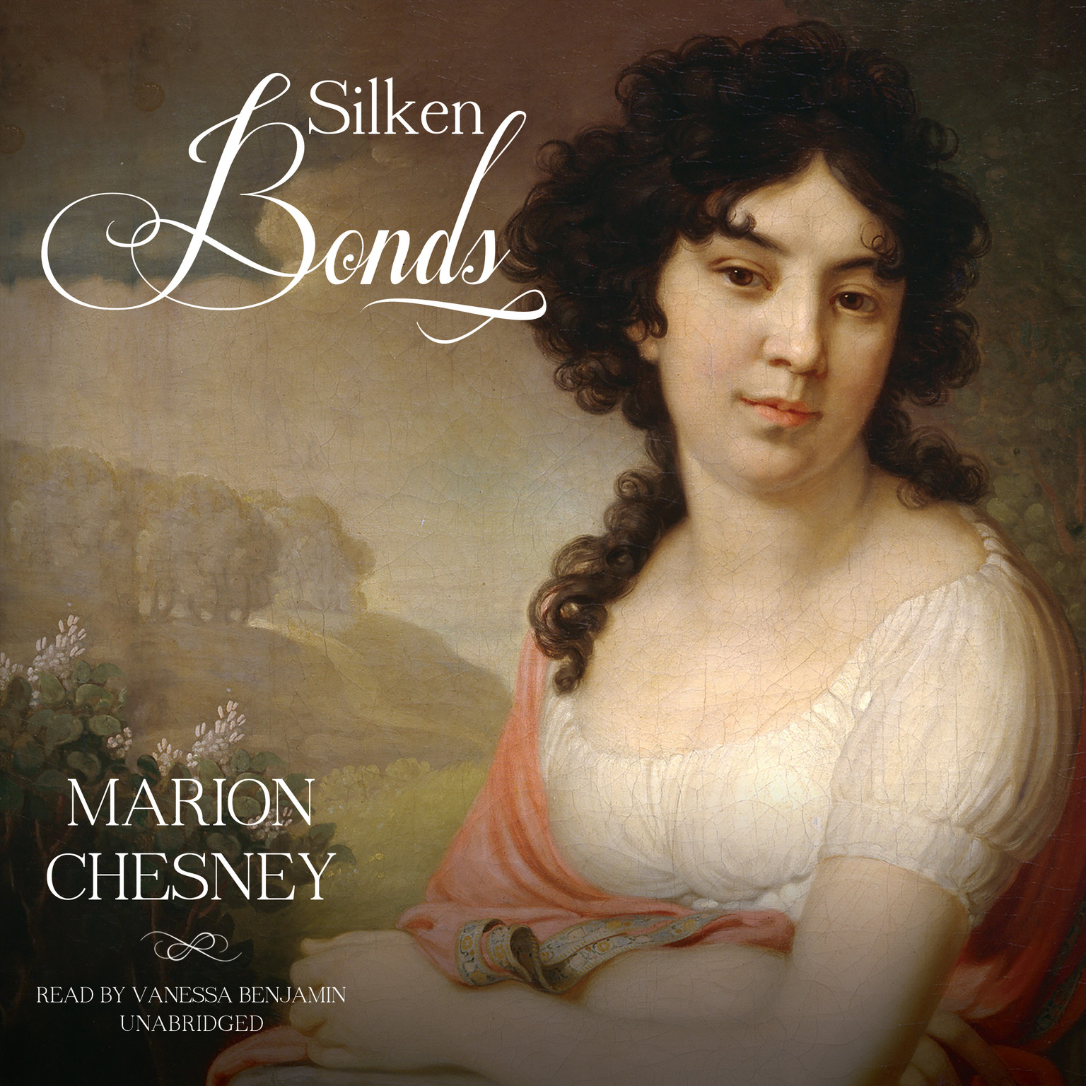 Printable Silken Bonds Audiobook Cover Art