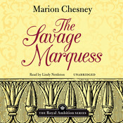 The Savage Marquess Audiobook, by M. C. Beaton