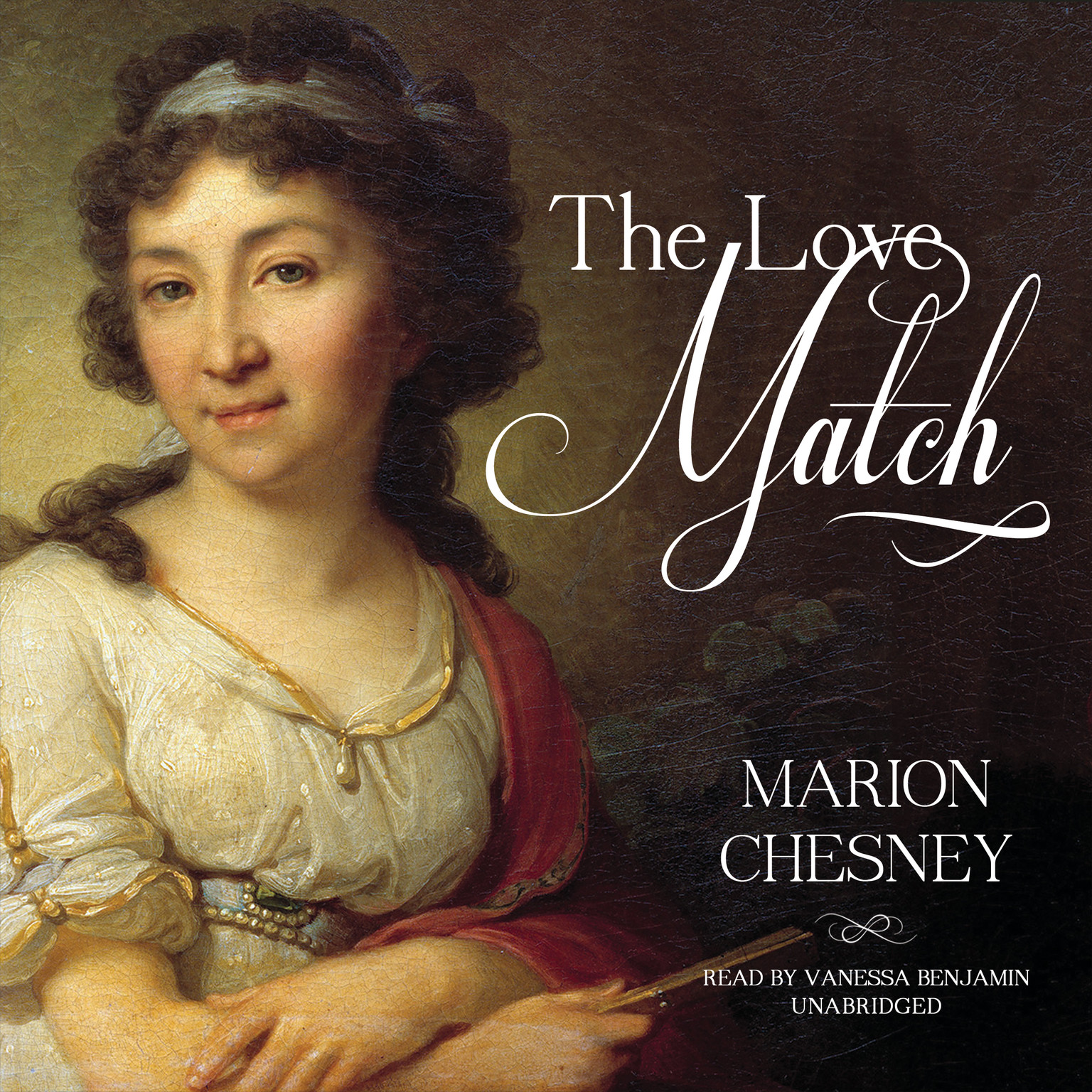 Printable The Love Match Audiobook Cover Art