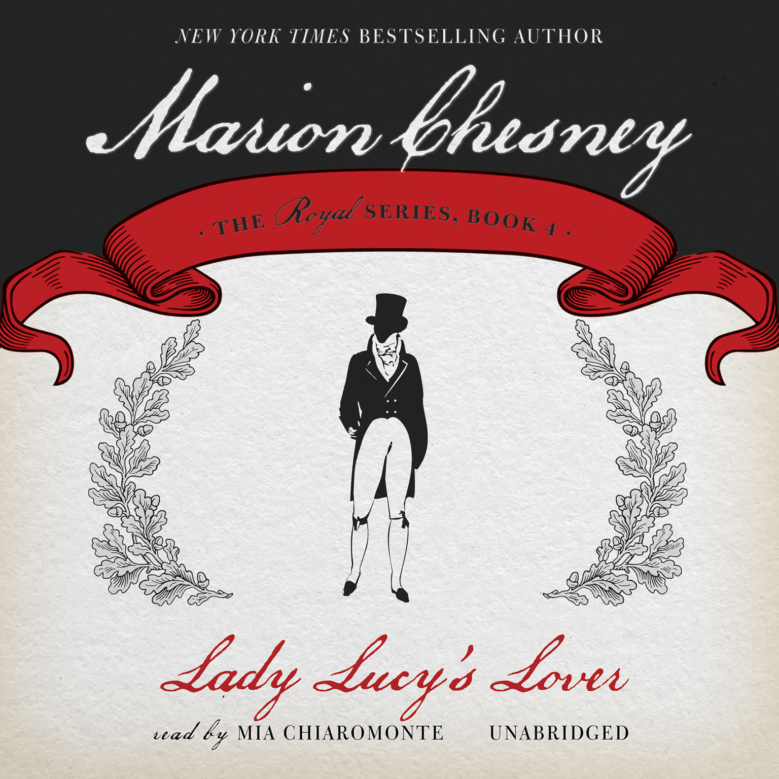 Printable Lady Lucy's Lover Audiobook Cover Art