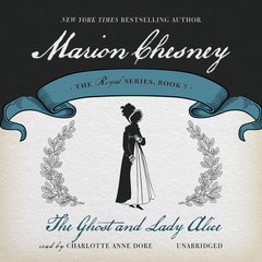 The Ghost and Lady Alice Audiobook, by M. C. Beaton