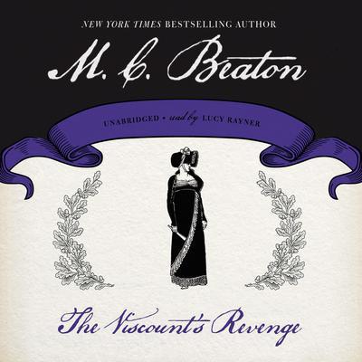 The Viscount's Revenge Audiobook, by M. C. Beaton