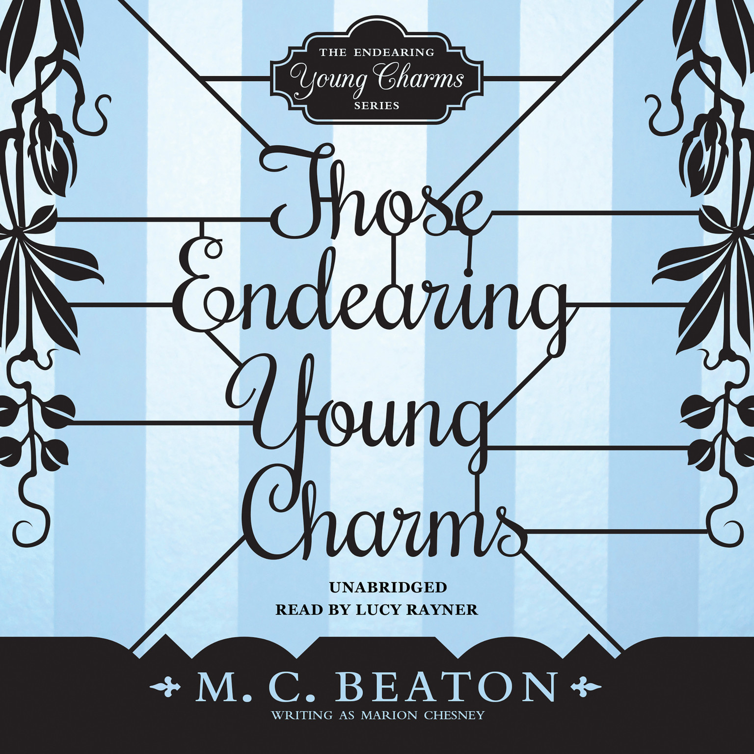 Printable Those Endearing Young Charms Audiobook Cover Art