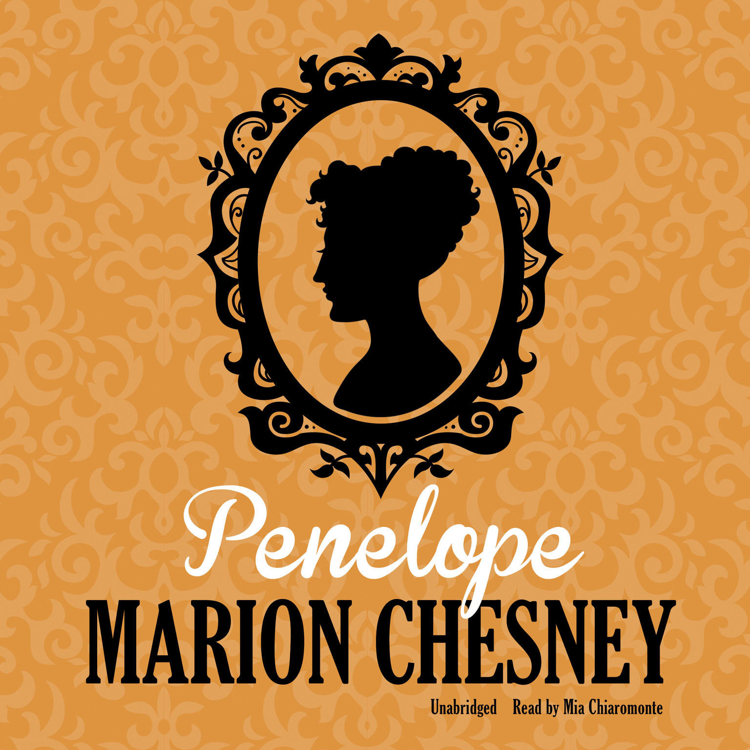 Printable Penelope Audiobook Cover Art