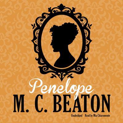 Penelope Audiobook, by M. C. Beaton