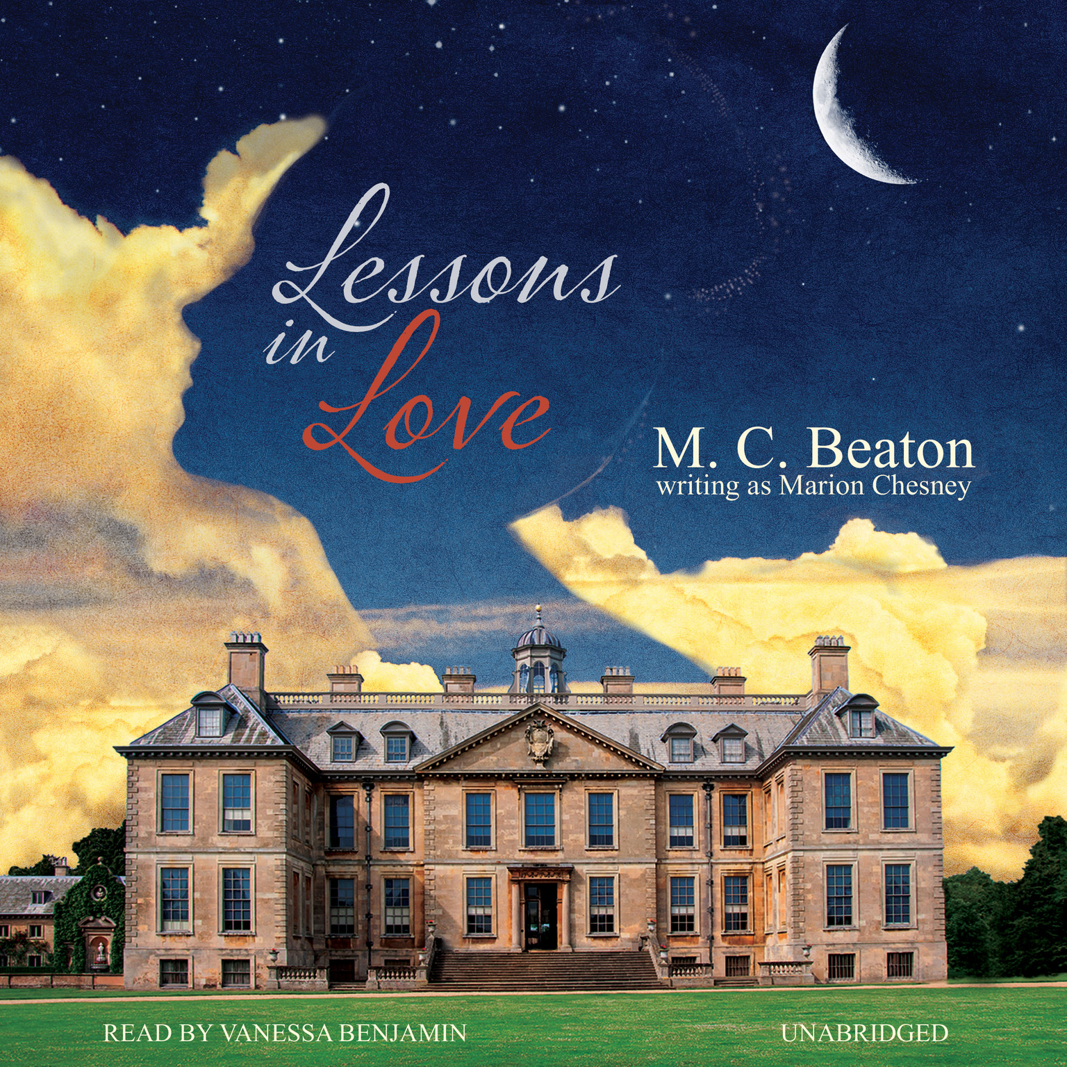 Printable Lessons in Love Audiobook Cover Art