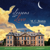 Lessons in Love Audiobook, by M. C. Beaton