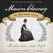 The Scandalous Lady Wright, by M. C. Beaton