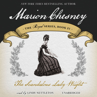 The Scandalous Lady Wright Audiobook, by M. C. Beaton