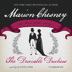 The Desirable Duchess Audiobook, by M. C. Beaton