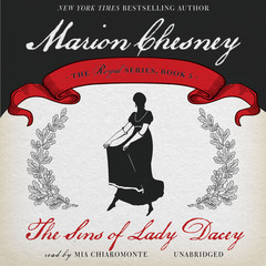 The Sins of Lady Dacey Audiobook, by M. C. Beaton