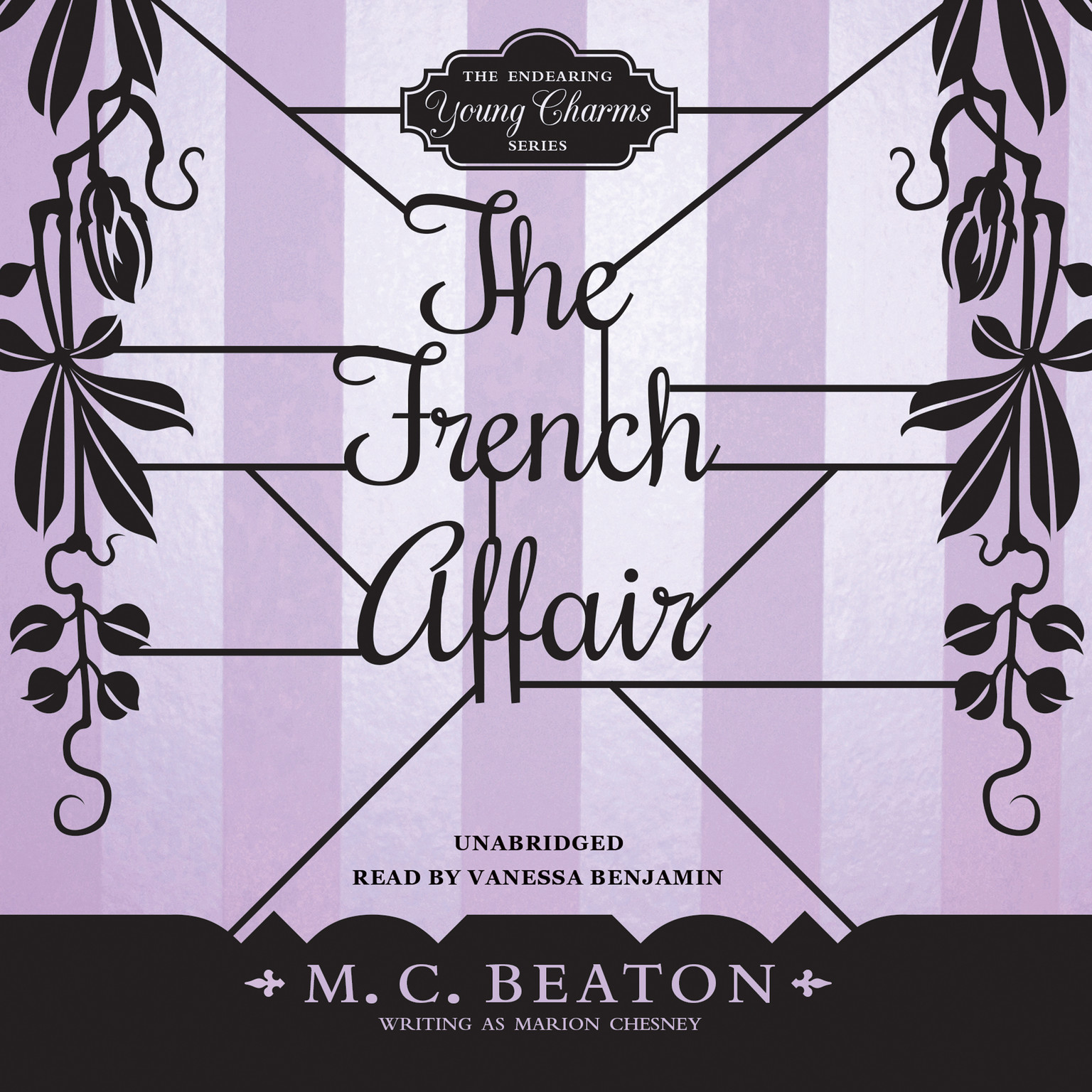 Printable The French Affair Audiobook Cover Art