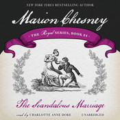 The Scandalous Marriage Audiobook, by M. C. Beaton