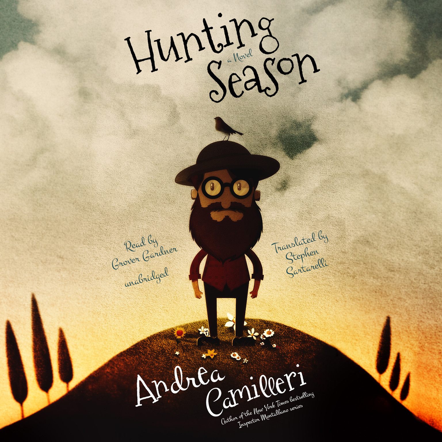 Printable Hunting Season: A Novel Audiobook Cover Art