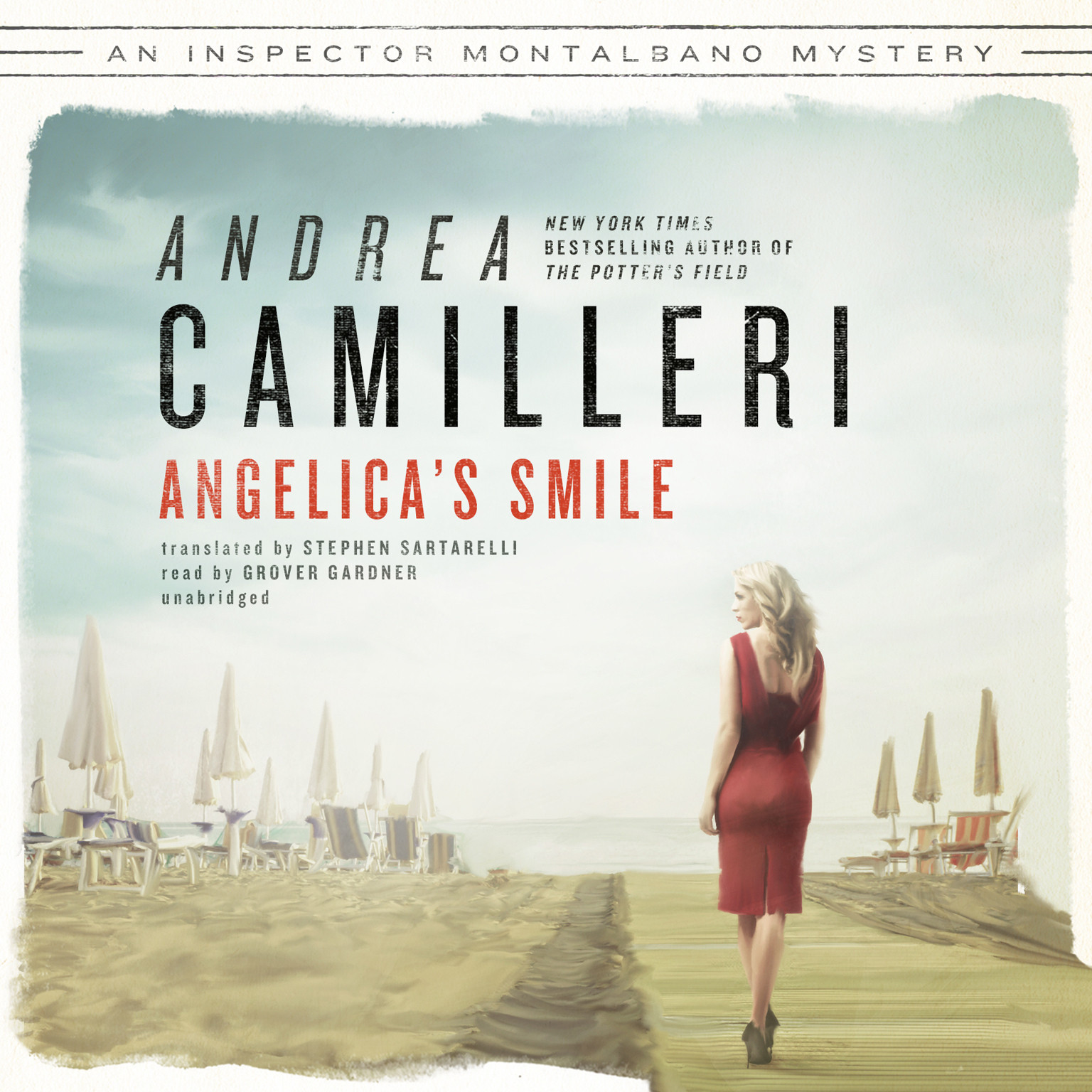 Printable Angelica's Smile Audiobook Cover Art