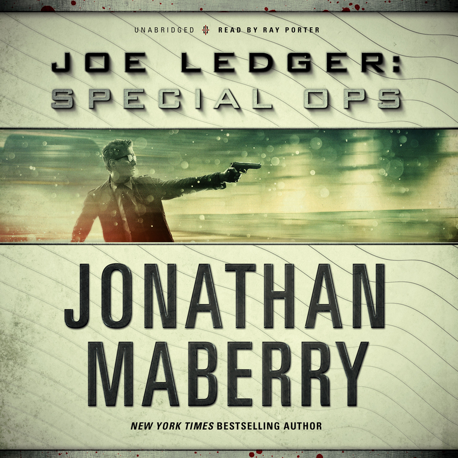 Printable Joe Ledger: Special Ops Audiobook Cover Art