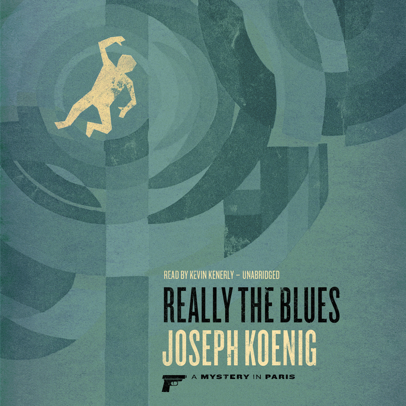 Printable Really the Blues Audiobook Cover Art