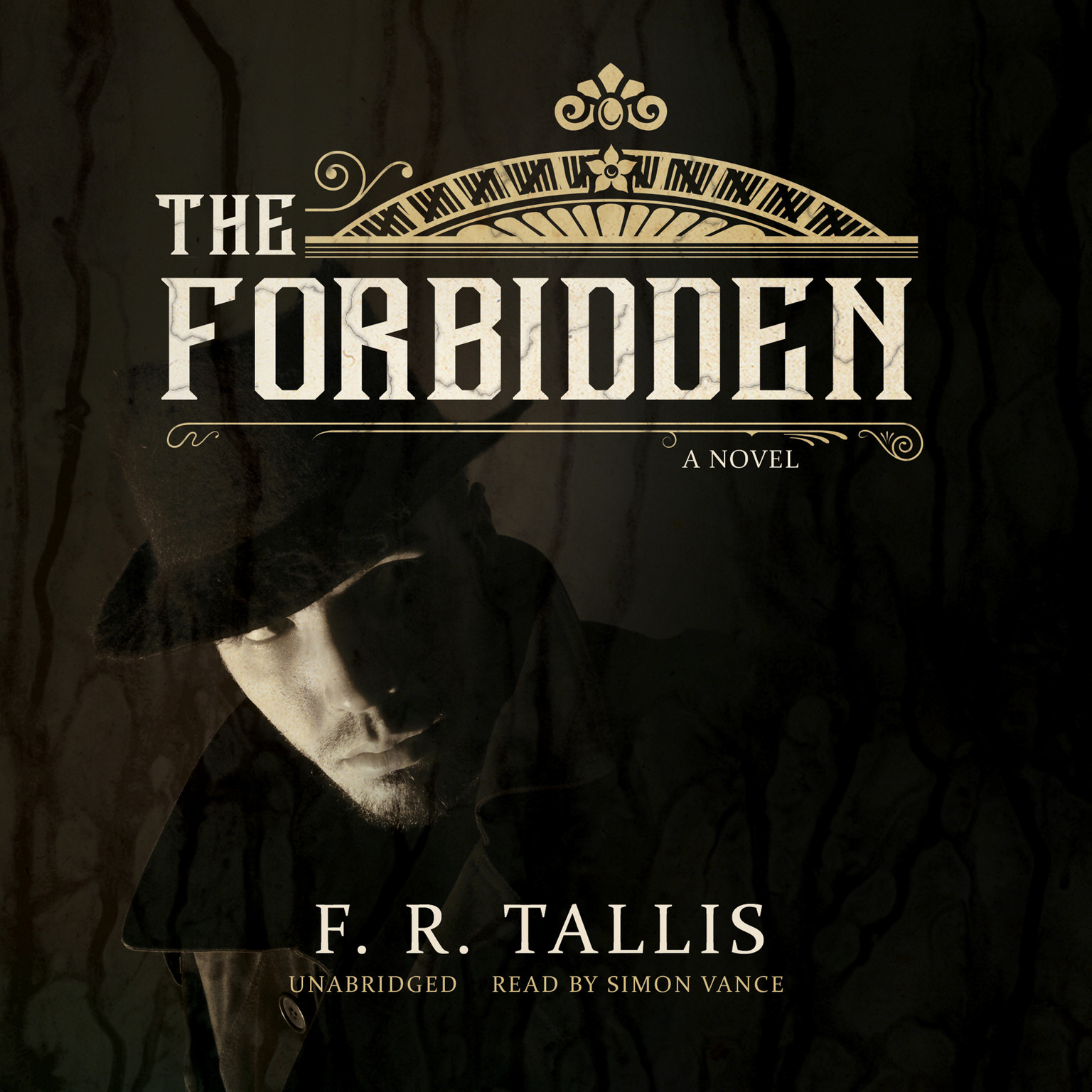 Printable The Forbidden Audiobook Cover Art