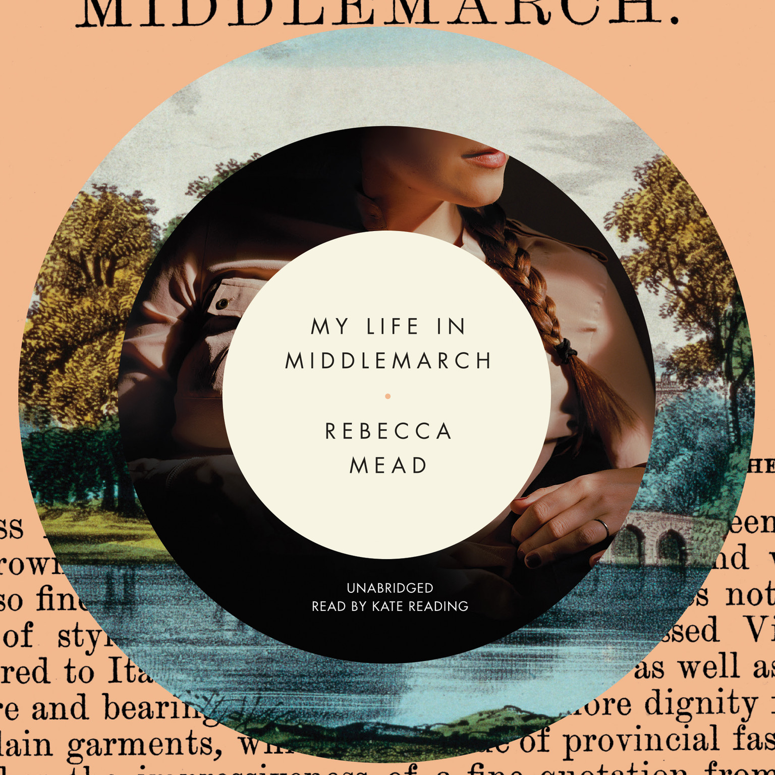 Printable My Life in Middlemarch Audiobook Cover Art