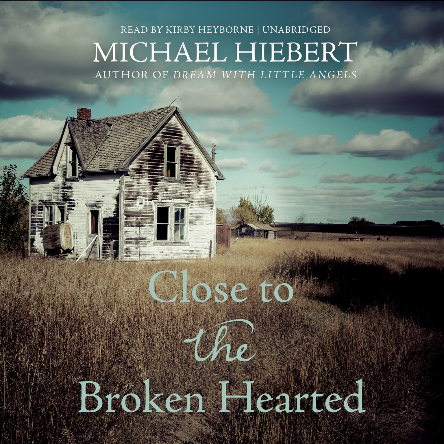 Printable Close to the Broken Hearted Audiobook Cover Art