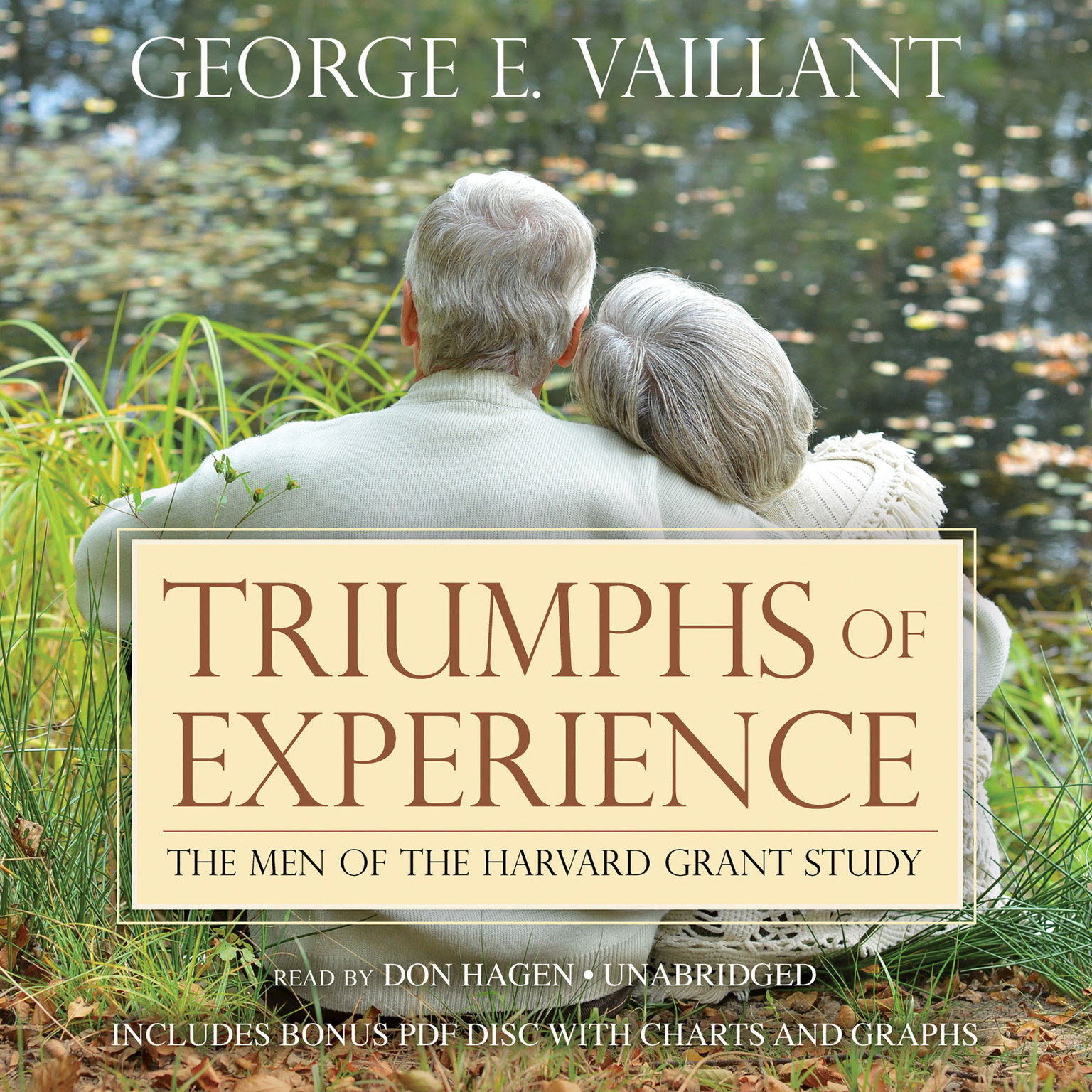 Printable Triumphs of Experience: The Men of the Harvard Grant Study Audiobook Cover Art