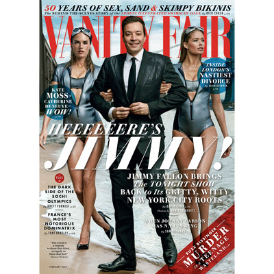 Vanity Fair: February 2014 Issue Audiobook, by Author Info Added Soon