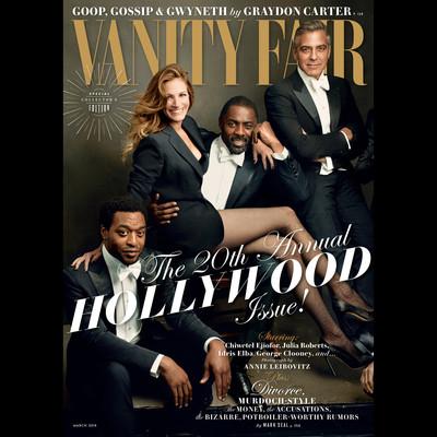 Vanity Fair: March 2014 Issue Audiobook, by Author Info Added Soon