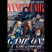 Vanity Fair: April 2014 Issue, by Vanity Fair