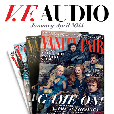 Vanity Fair: January–April 2014 Issue Audiobook, by Author Info Added Soon