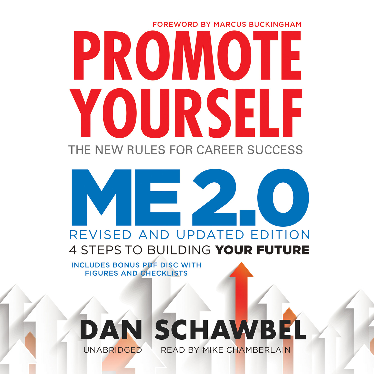 Printable Promote Yourself and Me 2.0 Audiobook Cover Art
