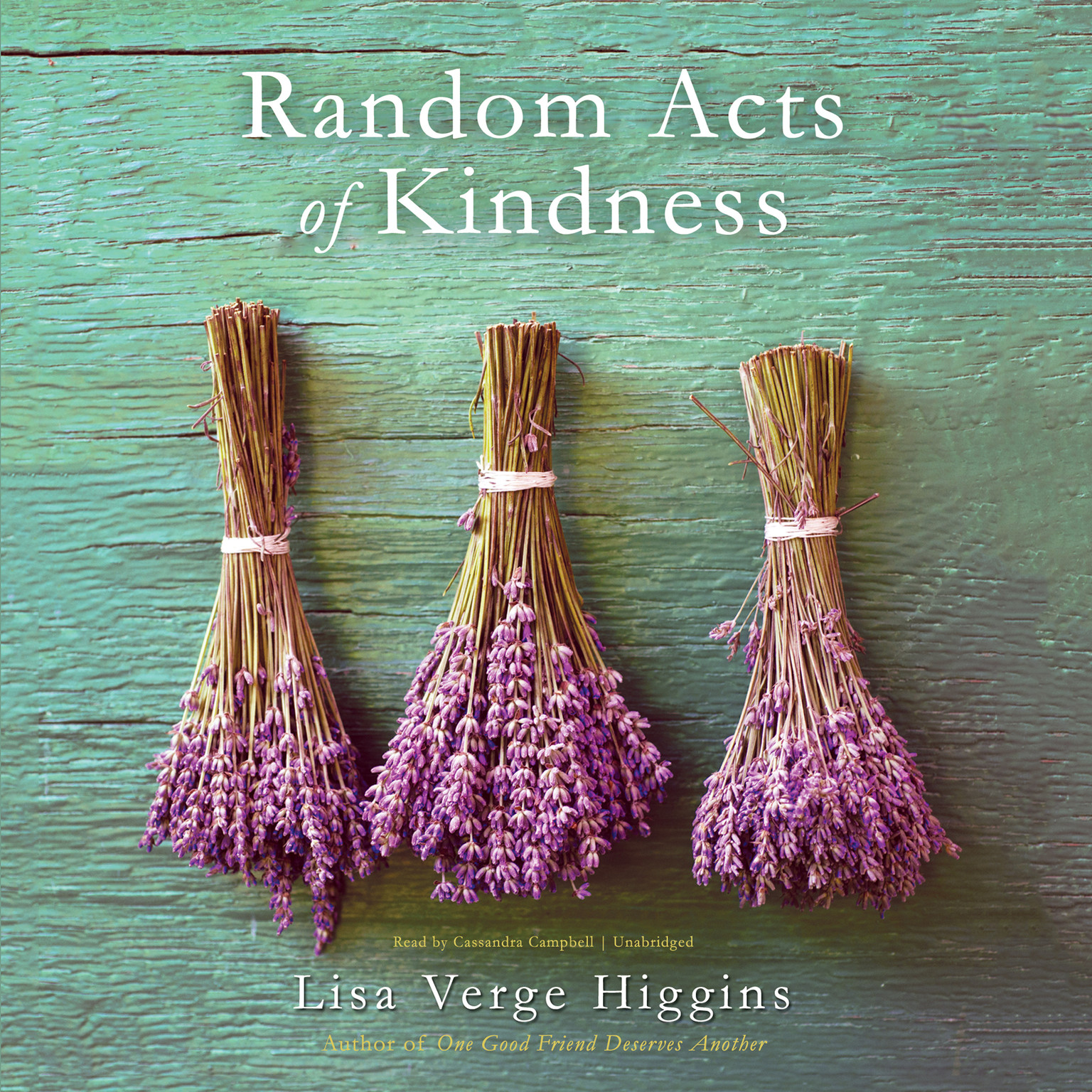 Printable Random Acts of Kindness Audiobook Cover Art