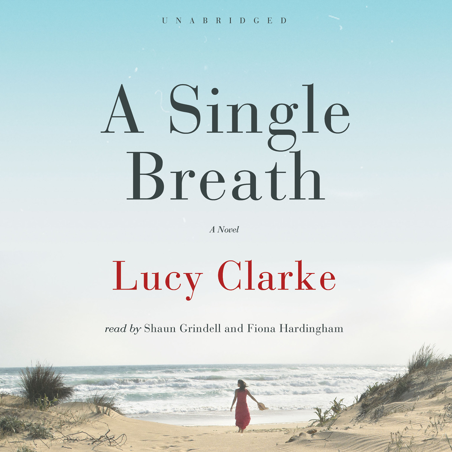 Printable A Single Breath Audiobook Cover Art
