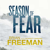 Season of Fear, by Brian Freeman, Joe Barrett