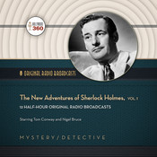 The New Adventures of Sherlock Holmes, Vol. 1 Audiobook, by Hollywood 360