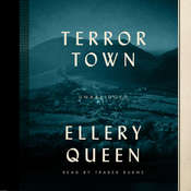 Terror Town Audiobook, by Ellery Queen