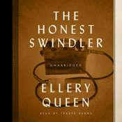 The Honest Swindler Audiobook, by Ellery Queen