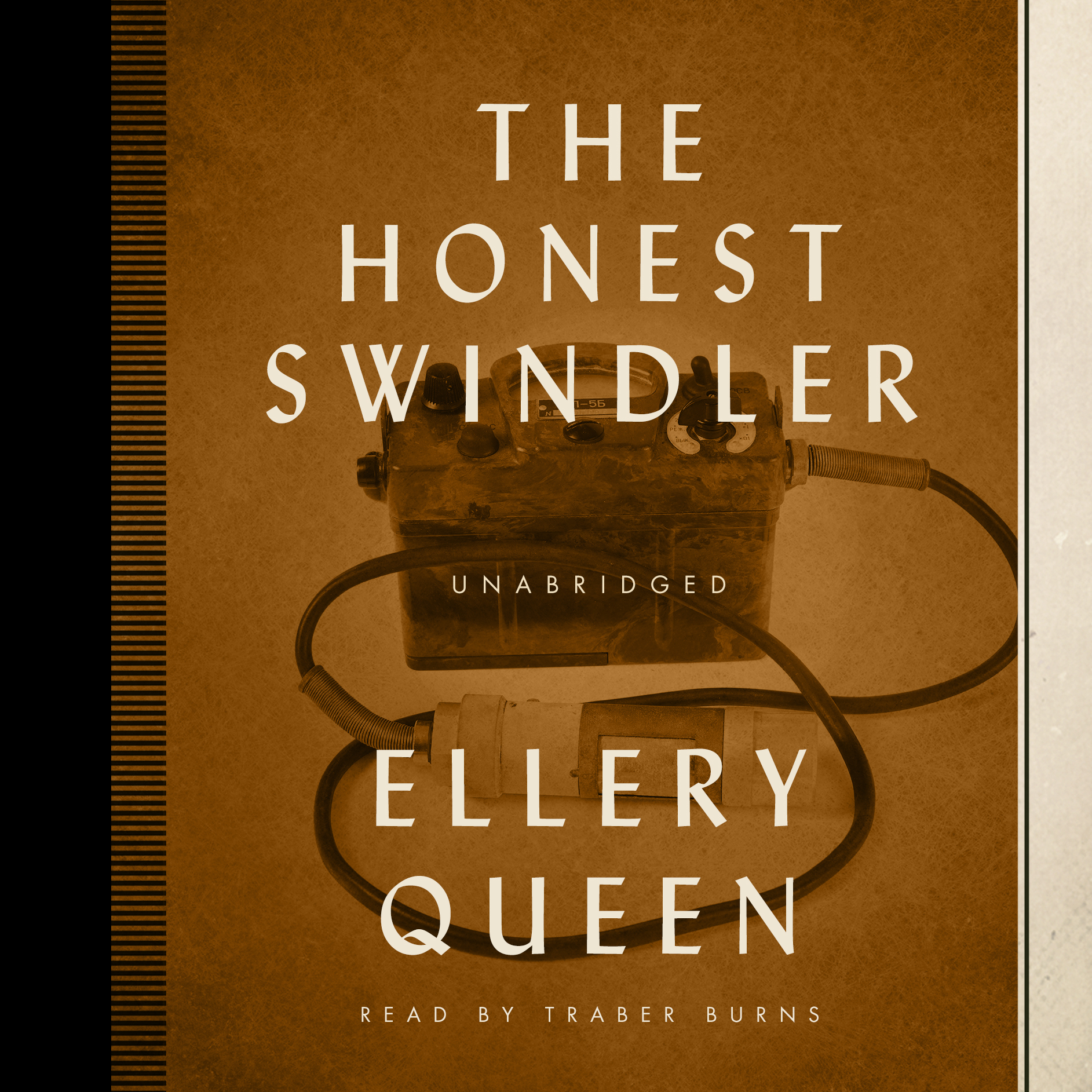 Printable The Honest Swindler Audiobook Cover Art
